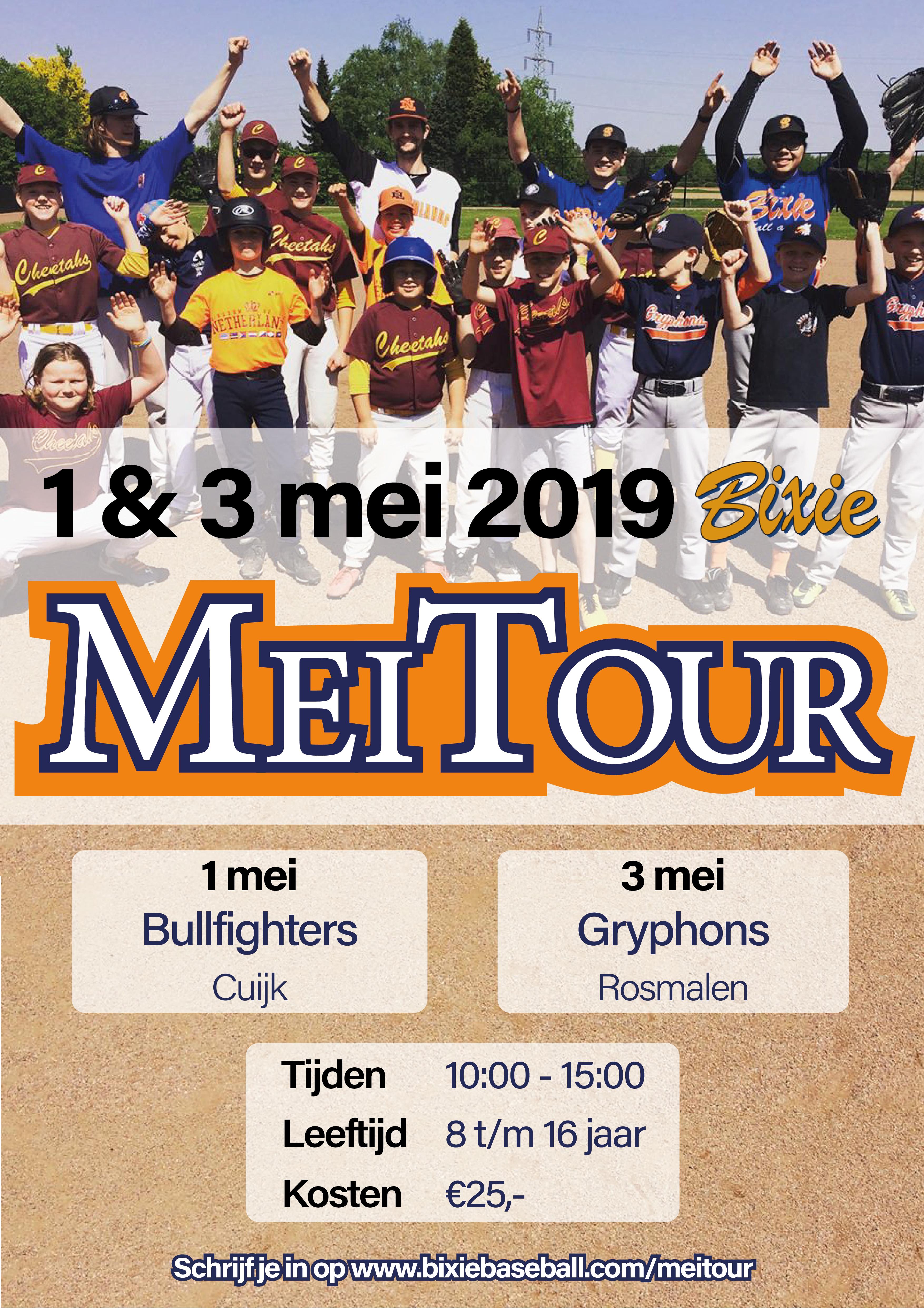 Flyer Bixbie MeiTour 2019